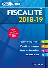 Télécharger le livre : Top'Actuel Fiscalité 2018-2019