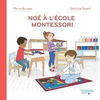 Télécharger le livre : C'est la rentrée à l'école Montessori