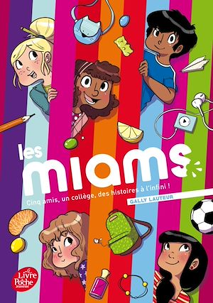 Les Miams | Lauteur, Gally. Auteur