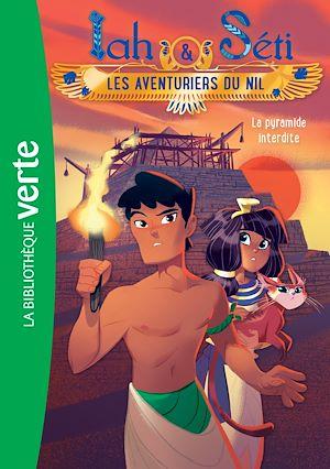 Téléchargez le livre :  Iah et Séti, les aventuriers du Nil 02 - La pyramide interdite