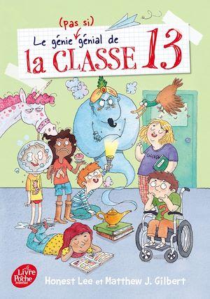 Téléchargez le livre :  Le génie (pas si génial) de la classe 13