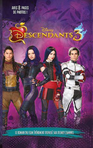 Téléchargez le livre :  Descendants 3 - Le roman du film