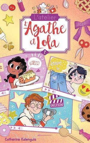 Téléchargez le livre :  L'atelier d'Agathe et Lola - Tome 2 - Tous pour Benji