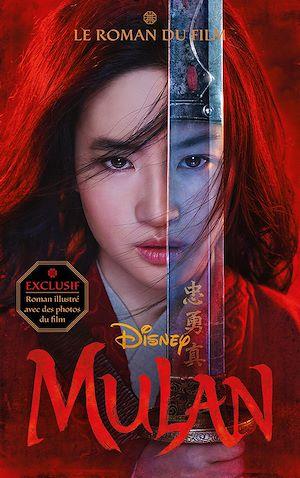 Téléchargez le livre :  Mulan - Le roman du film