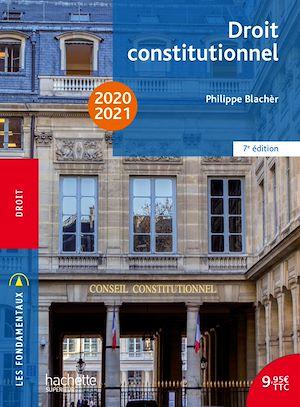 Téléchargez le livre :  Les Fondamentaux - Droit Constitutionnel 2020 -2021