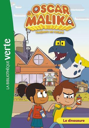 Téléchargez le livre :  Oscar et Malika 06 - Le dinosaure