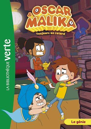 Téléchargez le livre :  Oscar et Malika 08 - Le génie