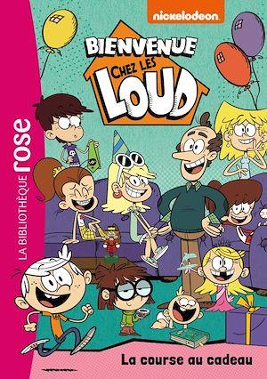 Téléchargez le livre :  Bienvenue chez les Loud 24 - La course au cadeau