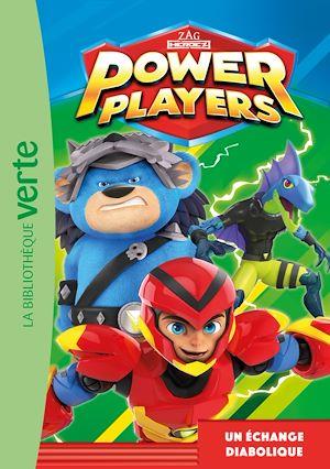 Téléchargez le livre :  Power Players 03 - Un échange diabolique