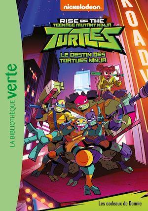 Téléchargez le livre :  Le destin des Tortues Ninja 04 - Les cadeaux de Donnie