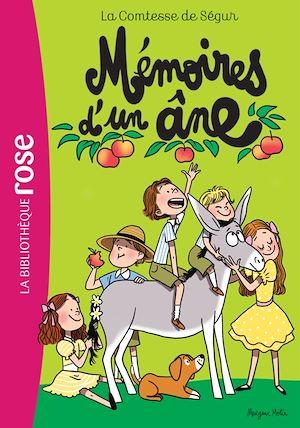 Téléchargez le livre :  La Comtesse de Ségur 05 NED - Mémoires d'un âne