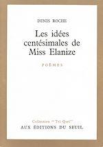 Télécharger le livre :  Les Idées centésimales de miss Elanize