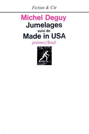 Téléchargez le livre :  Jumelages Suivi de Made in USA