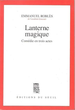 Téléchargez le livre :  Lanterne magique. Comédie en trois actes