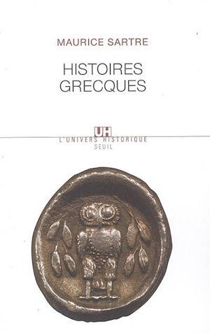 Téléchargez le livre :  Histoires grecques