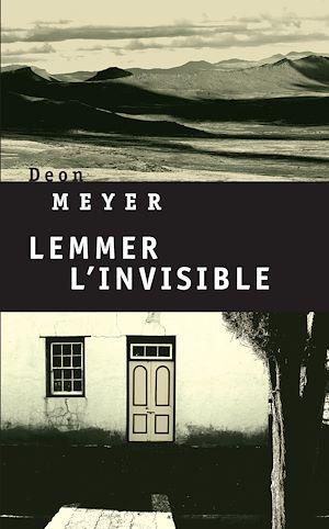 Téléchargez le livre :  Lemmer, l'invisible