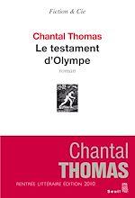 Télécharger le livre :  Le Testament d'Olympe