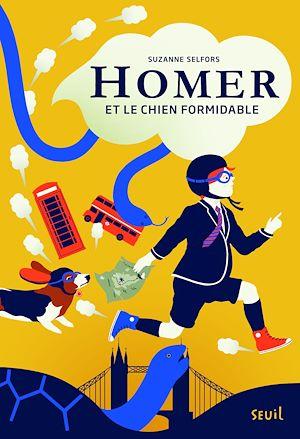 Téléchargez le livre :  Homer et le chien formidable. Homer, tome 1