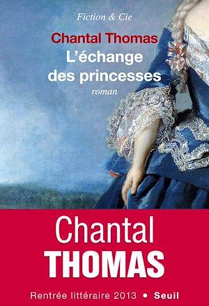 Téléchargez le livre :  L'Echange des princesses