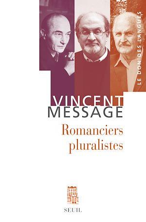 Téléchargez le livre :  Romanciers pluralistes