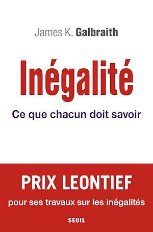 Téléchargez le livre :  Inégalité - Ce que chacun doit savoir
