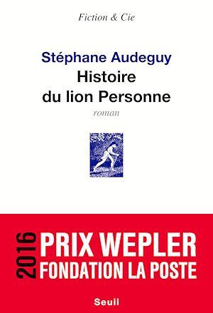 Téléchargez le livre :  Histoire du lion Personne