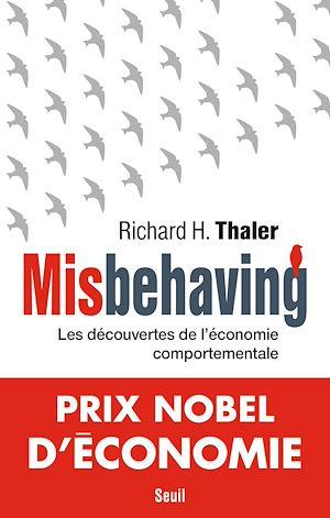 Téléchargez le livre :  Misbehaving - Les découvertes de l'économie comportementale