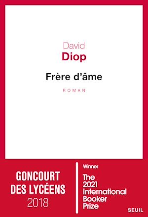 Téléchargez le livre :  Frère d'âme - International Booker Prize 2021