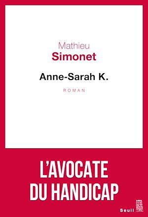 Téléchargez le livre :  Anne-Sarah K.