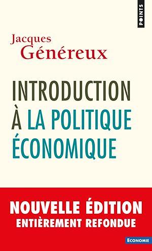 Téléchargez le livre :  Introduction à la politique économique