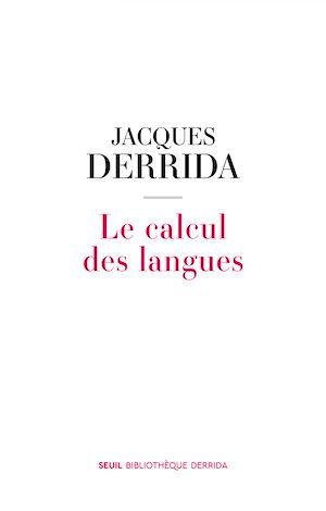 Téléchargez le livre :  Le Calcul des langues