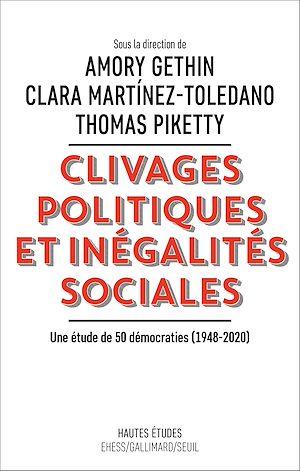 Téléchargez le livre :  Clivages politiques et inégalités sociales