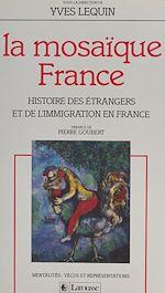 Télécharger le livre :  La mosaïque France : histoire des étrangers et de l'immigration