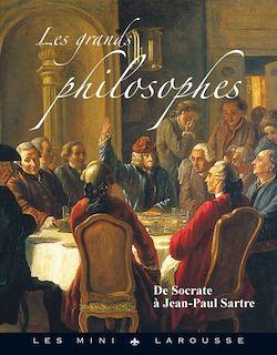 Téléchargez le livre numérique:  Les grands philosophes