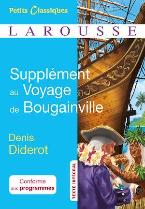 Téléchargez le livre :  Supplément au voyage de Bougainville - Diderot