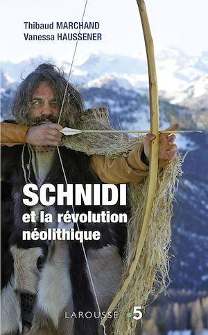Image de couverture (Schnidi et la révolution néolithique)