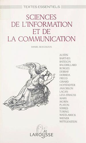 Téléchargez le livre :  Sciences de l'information et de la communication