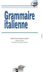 Télécharger cet ebook : Bordas Langues - Grammaire italienne
