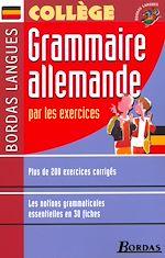 Télécharger cet ebook : Bordas Langues • Grammaire allemande par les exercices