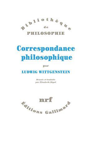 Téléchargez le livre :  Correspondance philosophique