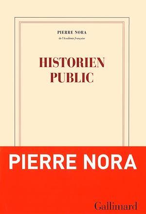 Téléchargez le livre :  Historien public