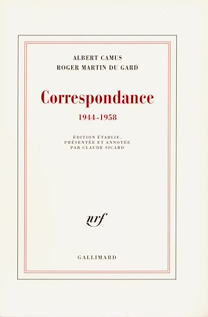 Téléchargez le livre :  Correspondance (1944-1958)