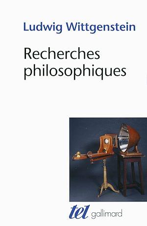 Téléchargez le livre :  Recherches philosophiques