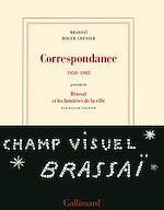 Télécharger le livre :  Correspondance (1950-1983)