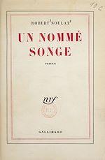 Télécharger le livre :  Un nommé Songe