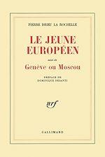 Télécharger le livre :  Le Jeune européen / Genève ou Moscou