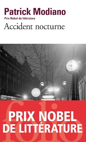 Téléchargez le livre :  Accident nocturne