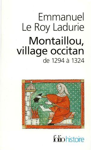 Téléchargez le livre :  Montaillou, village occitan de 1294 à 1324
