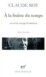 Télécharger le livre :  À la lisière du temps / Le Voyage d'automne