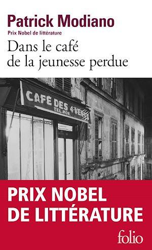 Téléchargez le livre :  Dans le café de la jeunesse perdue